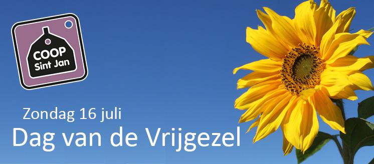 Zondag 16 juli: Dag van de Vrijgezel