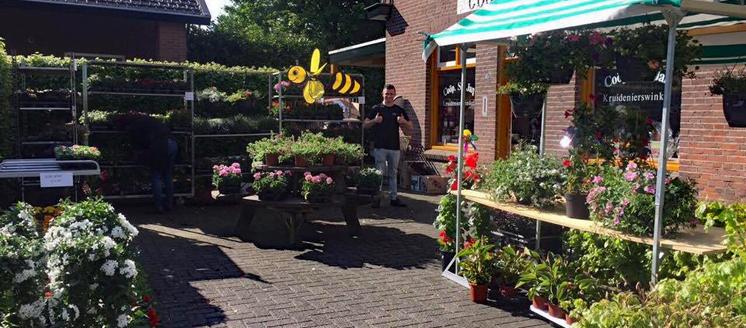 12 & 13 mei: Planten COOP markt